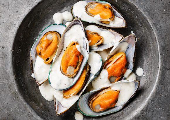 Baked Italian Mussels Recipe