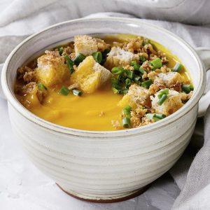 Harvest Cheddar Soup Recipe